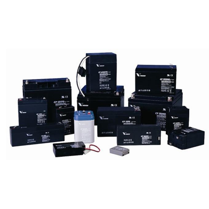 Батериен модул Vision 6FM17F13, 12V, 17Ah image