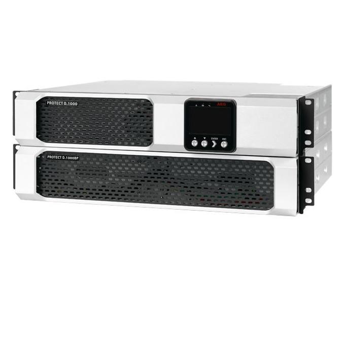 UPS AEG 6000008437, 2000VA/1800W, Online, Rackmount image