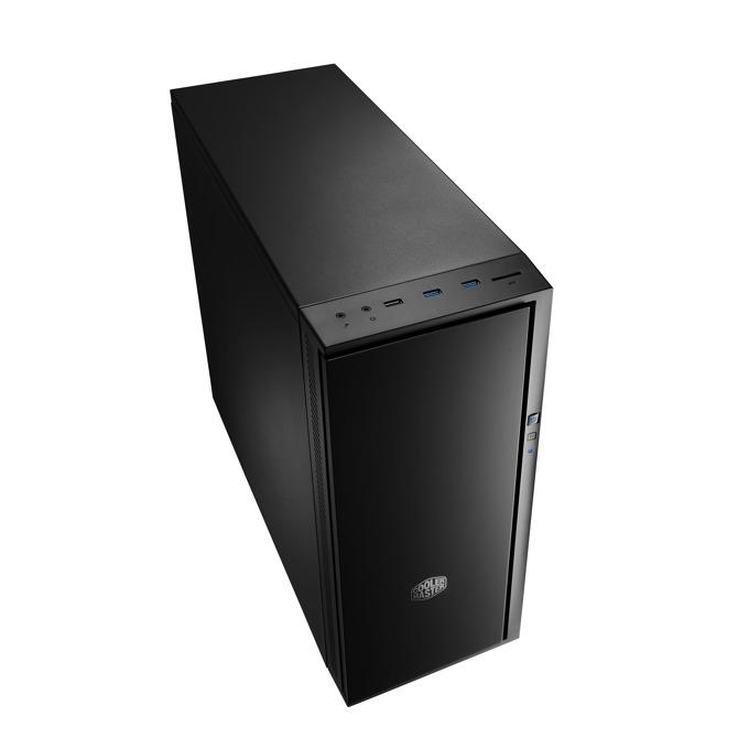 Кутия CoolerMaster Silencio 452, ATX, черна image