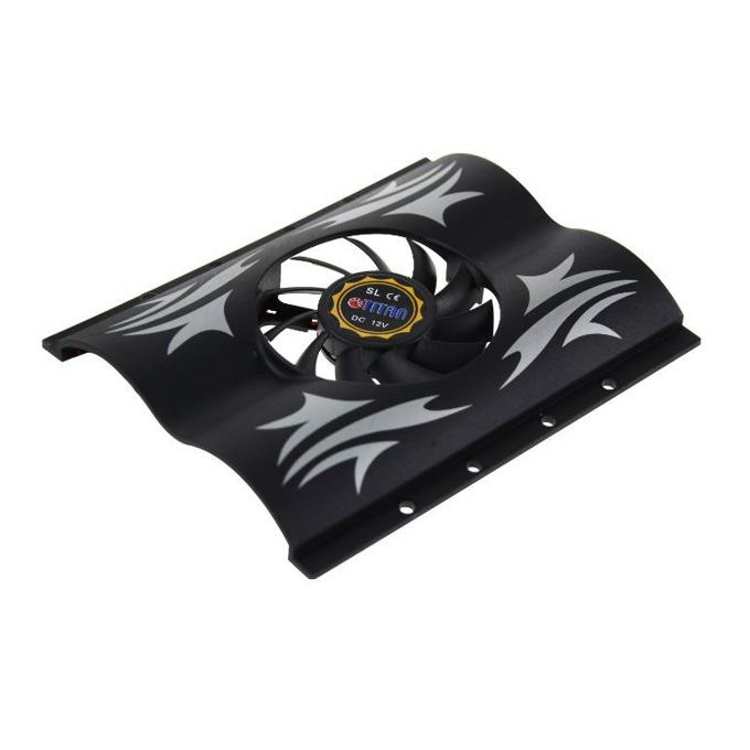 """Охлаждане за твърди дискове 3.5"""" (8.89 cm), Titan TTC-HD11 image"""
