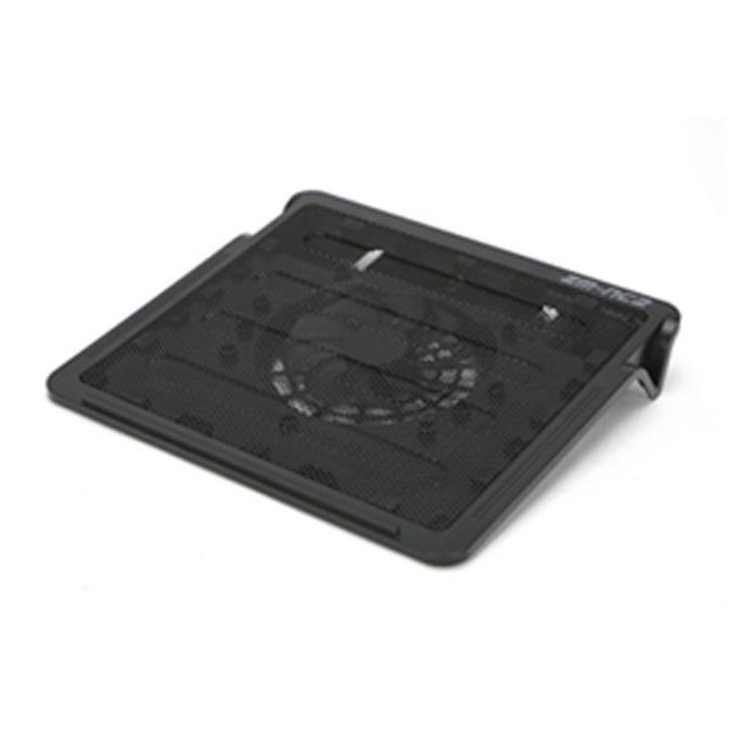 """Охлаждаща поставка за лаптоп, Zalman ZM-NC2, за лаптопи до 16"""" (40.64 cm), черна image"""