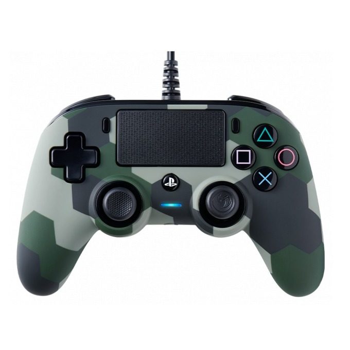 Nacon Wired Compact Controller Camo Green product