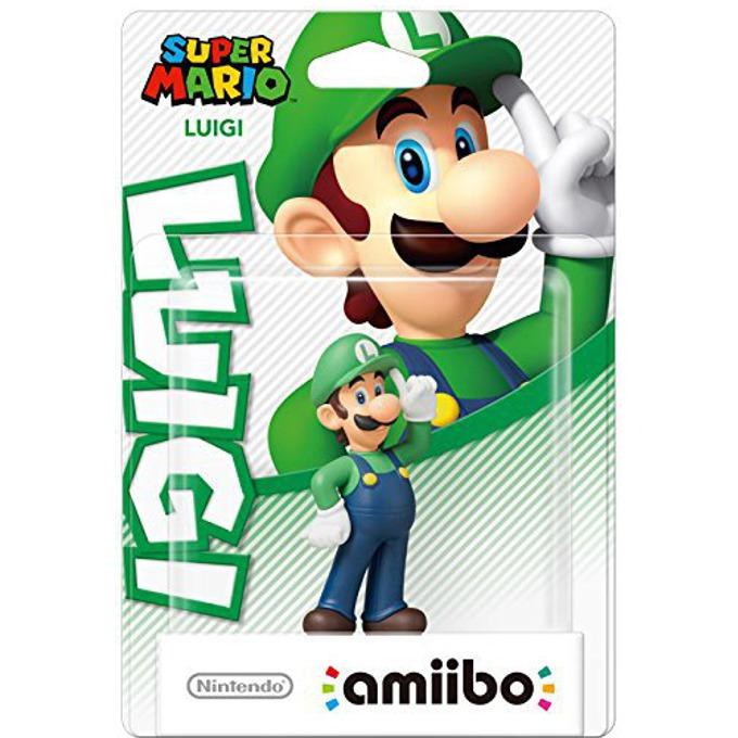 Фигура Nintendo Amiibo - Luigi Super Mario Bros, за Nintendo 3DS/2DS, Wii U image