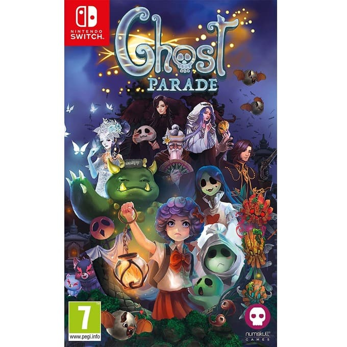 Ghost Parade Nintendo Switch product