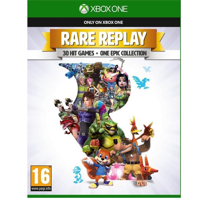 Игра за конзола Rare Replay, за XBOX ONE image