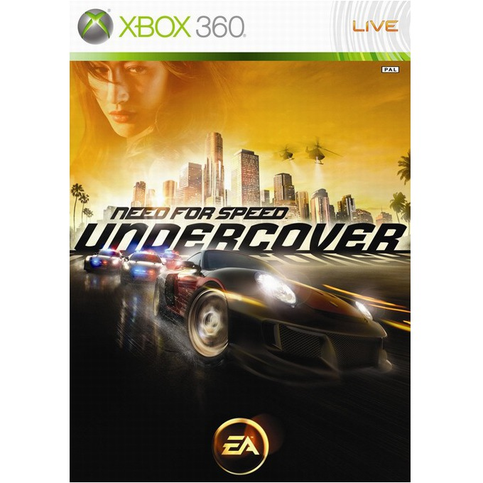 Need for Speed Undercover, за XBOX360 image
