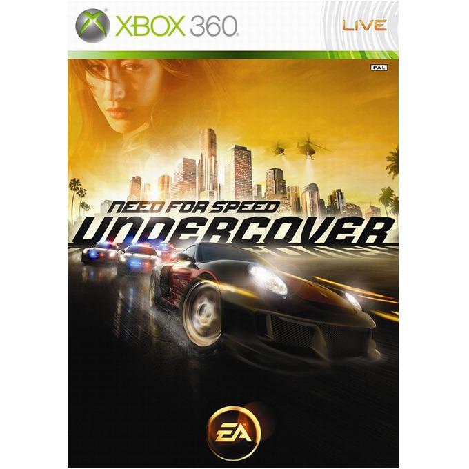 Игра за конзола Need for Speed Undercover, за XBOX360 image