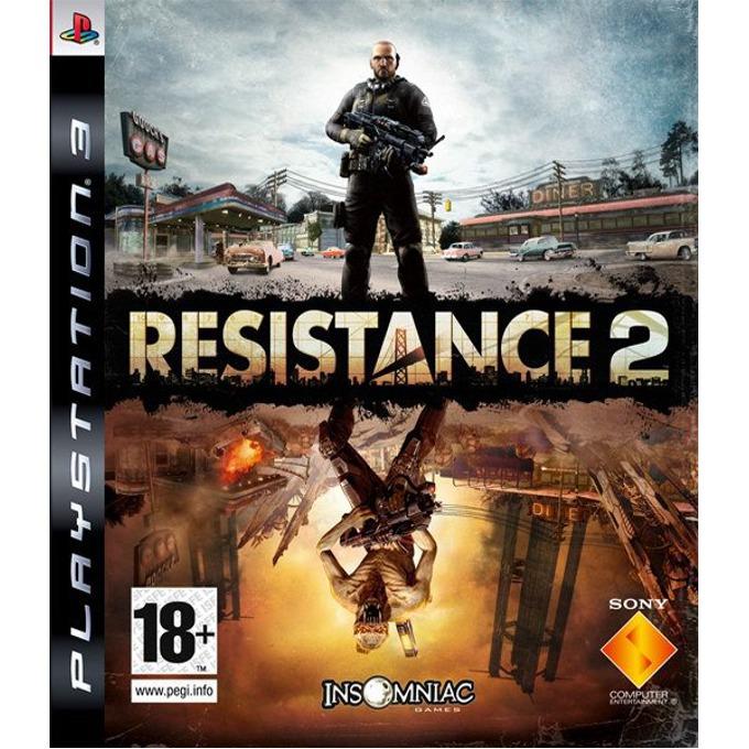 Игра за конзола Resistance 2, за PlayStation 3 image