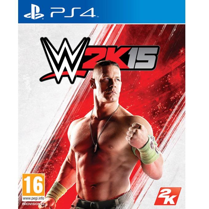 Игра за конзола WWE 2K15, за PlayStation 4 image