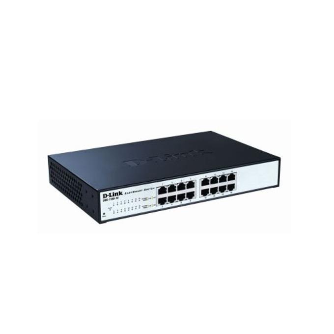 Суич D-Link DGS-1100-16, 16Port 1000Mbps image