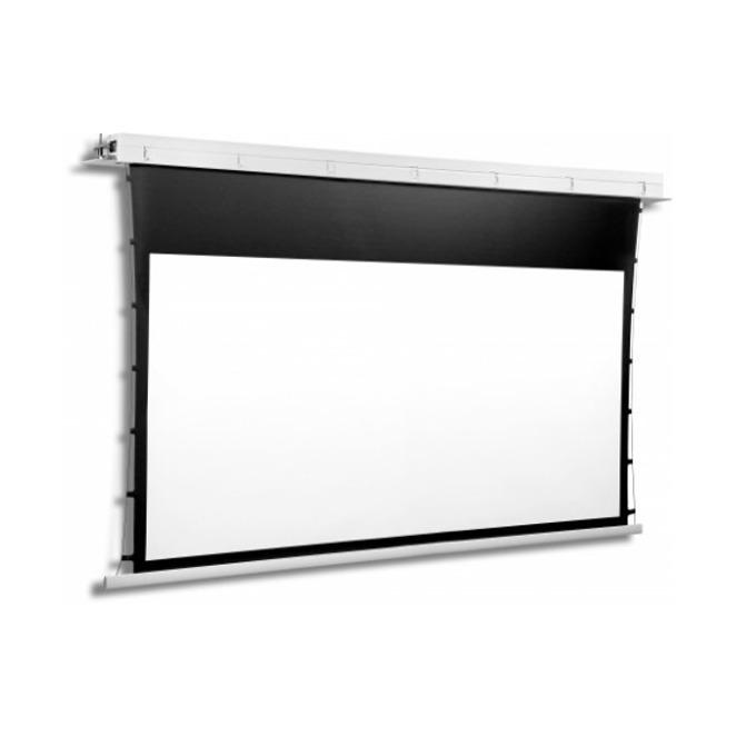 "Екран Avers CONTOUR TENSION 21-12 MW BT, таванен монтаж, Matt White, 210 x 119 см, 96"" (243.84 cm), 16:9 image"