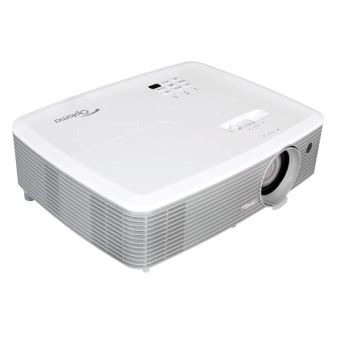 Проектор Optoma X400, DLP, 3D Ready, XGA (1024x768), 22 000:1, 4000 lm, 2x HDMI, D-sub, USB A, RS232 image