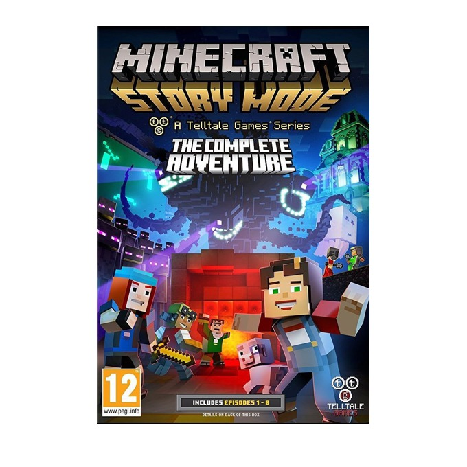 Игра Minecraft: Story Mode - The Complete Adventure, за PC image