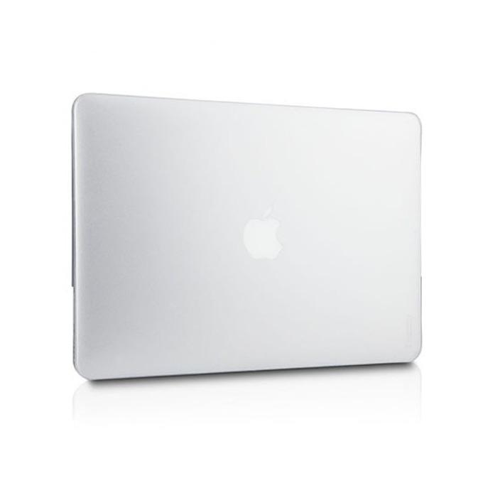 "Протектор InCase Hardshell, поликарбонат, за MacBook Air 11"", бял-прозрачен image"