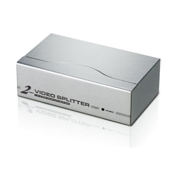 Видео сплитер Aten VS-92A, 2x VGA, 65m image