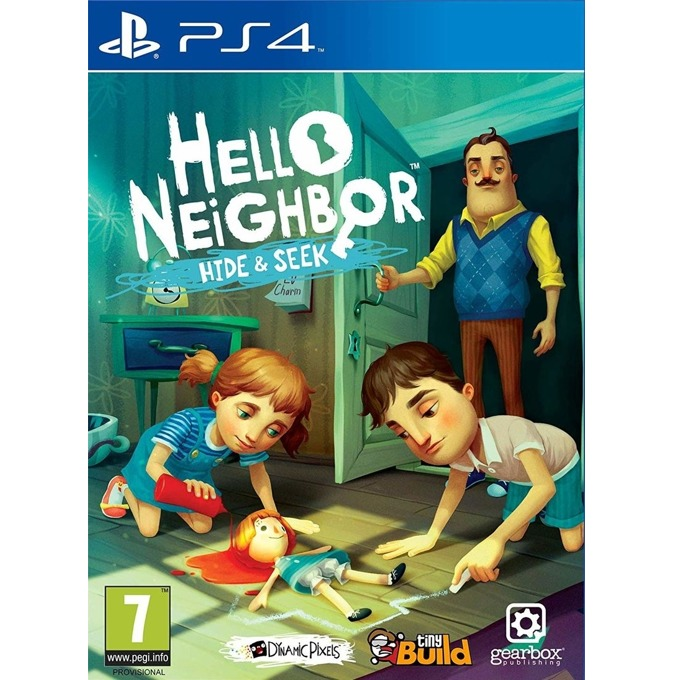 Hello Neighbor: Hide and Seek (PS4) product
