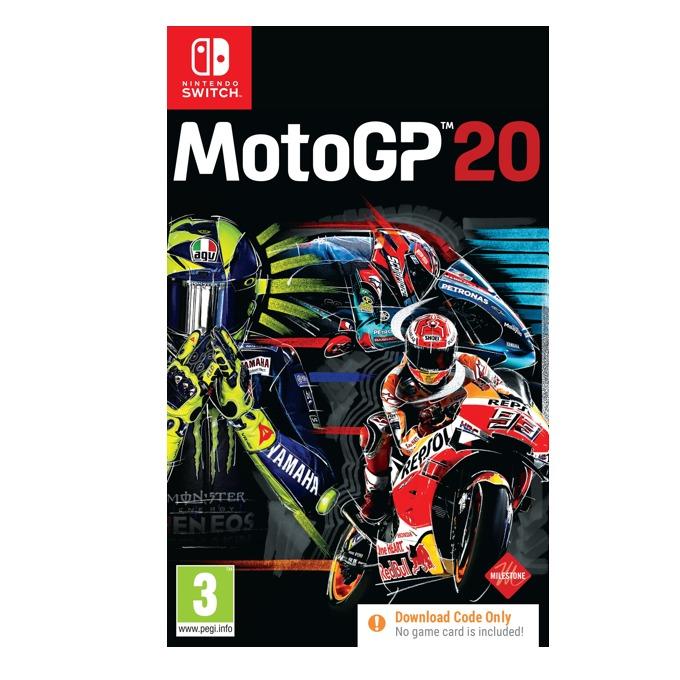 Игра за конзола MotoGP 20, за Nintendo Switch image