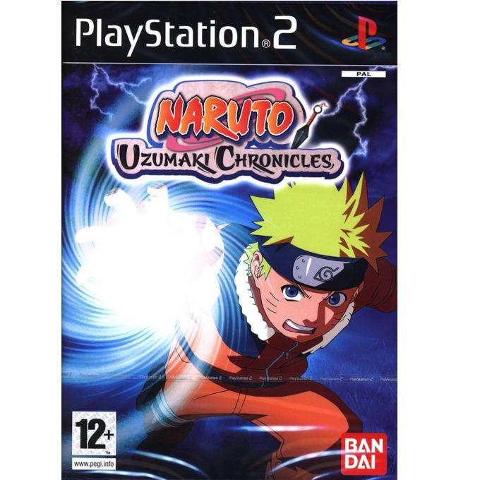 Игра за конзола Naruto Uzumaki Chronicles, за PS2 image