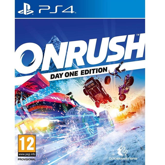 Onrush Day One Edition, за PS4 image
