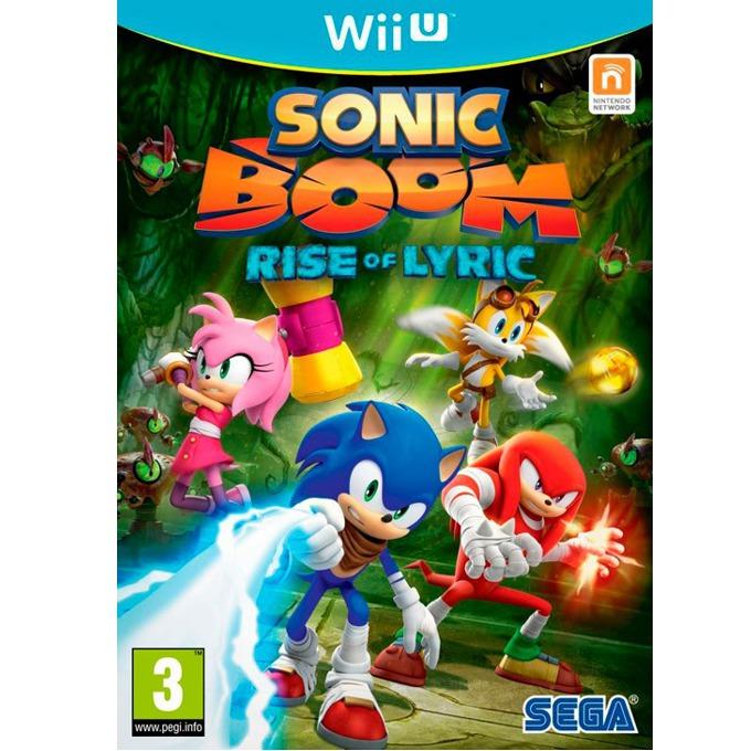 Игра за конзола Sonic Boom: Rise of Lyric, за Wii U image