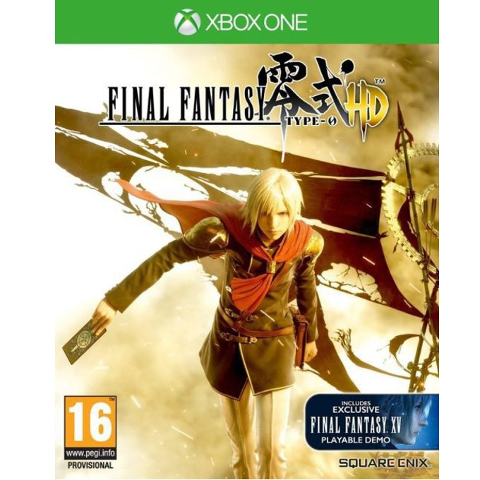 Игра за конзола Final Fantasy Type-0 HD, за XBOX ONE image