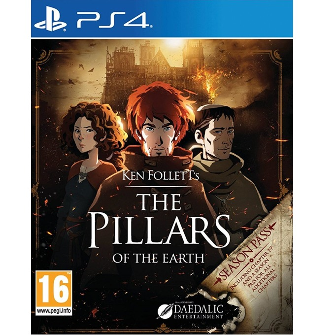 The Pillars of the Earth, за PS4 image