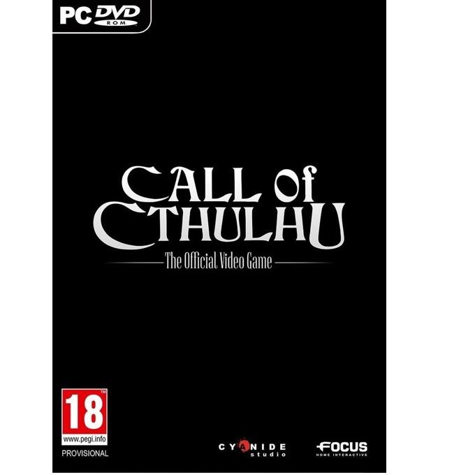 Игра Call of Cthulhu, за PC image