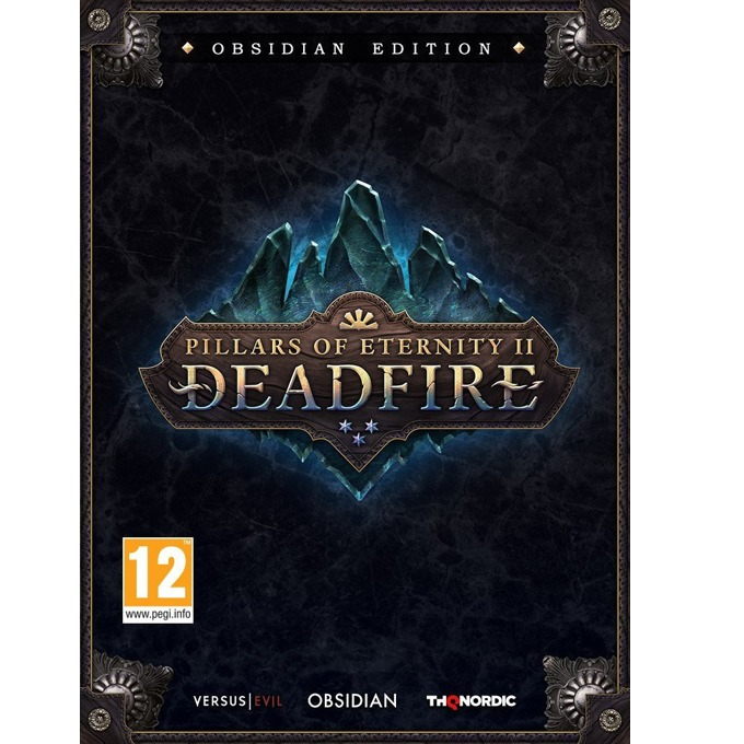 Игра Pillars of Eternity II: Deadfire - Obsidian Edition, за PC image