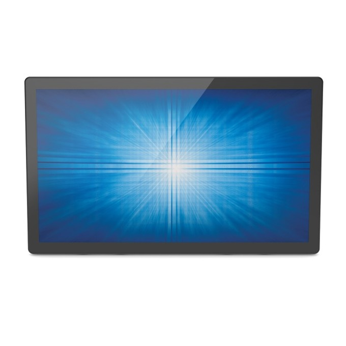 "Монитор ELO E329825, 23.8""(60.45 cm), TN тъч панел, Full HD, 16ms, 3000:1, 225cd/m2, VGA, DisplayPort, HDMI, черен image"