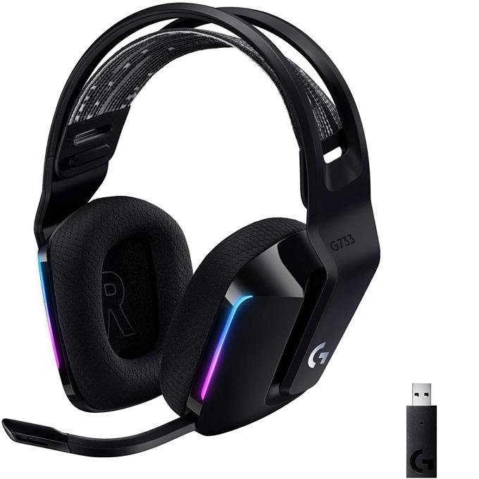 Logitech G733 black 981-000864