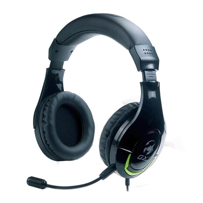 Слушалки Genius Mordax (HS-G600), микрофон image