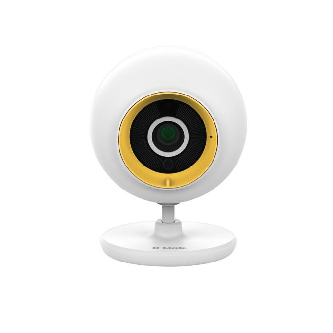 Бебефон D-Link DCS-800L EyeOn, 0.3Mpix, Wi-Fi, IR осветеност до 5m image