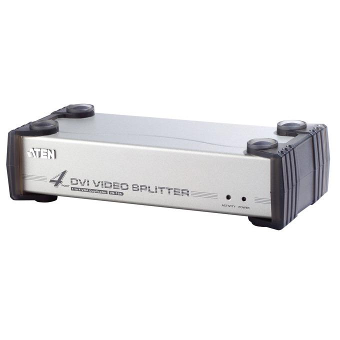 Сплитер ATEN VS164, 4x DVI, Daisy Chain поддръжка image