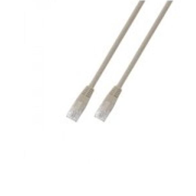 Пач кабел Data Optics, UTP, cat.5e, 4m, сив image