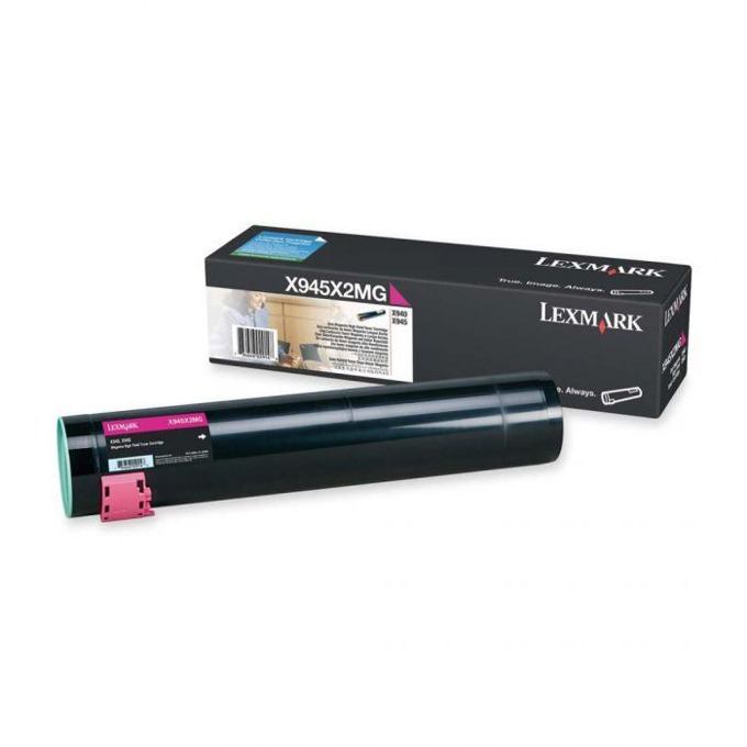 КАСЕТА ЗА LEXMARK X 94x Series - Magenta product