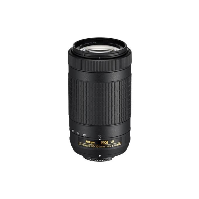 Обектив Nikon AF-P DX Nikkor 70-300mm f/4.5-6.3G ED VR image