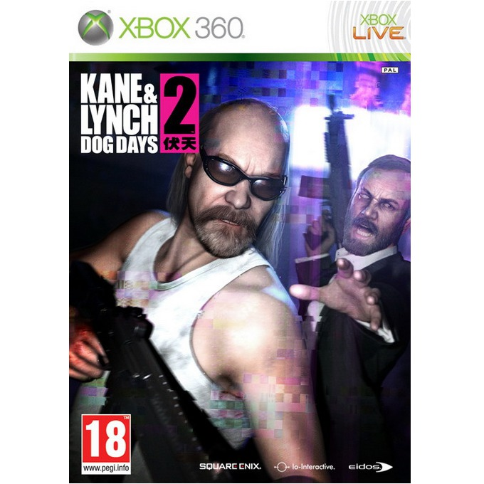 Kane & Lynch 2: Dog Days, за XBOX360 image