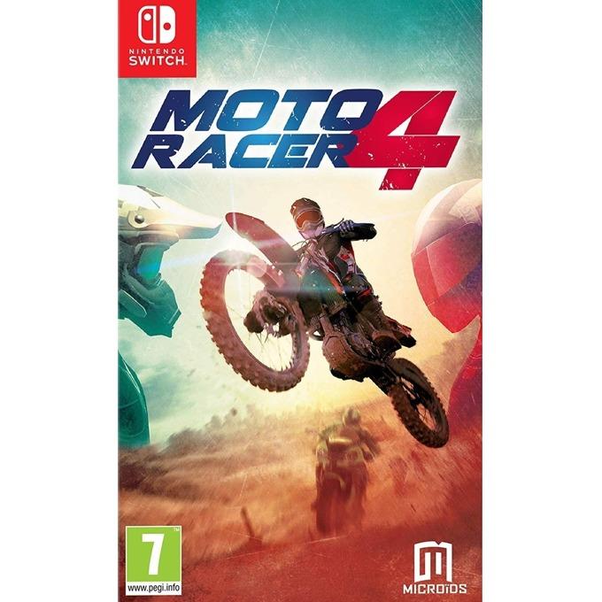 Игра за конзола Moto Racer 4, за Nintendo Switch image