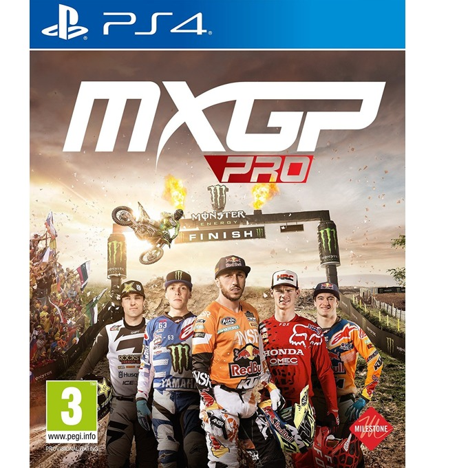 Игра за конзола MXGP PRO, за PS4 image
