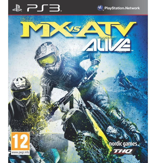 Игра за конзола Mx vs ATV Alive, за PS3 image