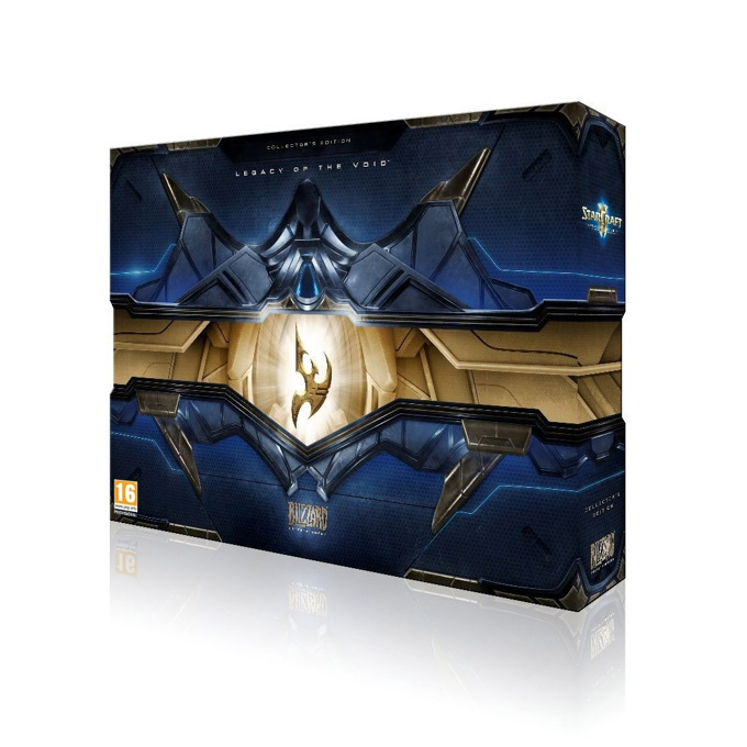 StarCraft II: Legacy of the Void Collector's Edition, за PC image