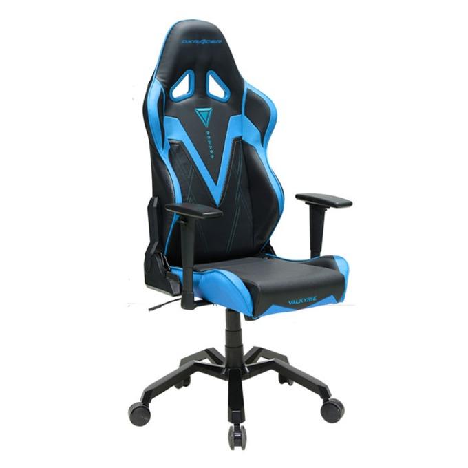 Геймърски стол DXRacer VALKYRIE OH/VB03/NB, черен/син image