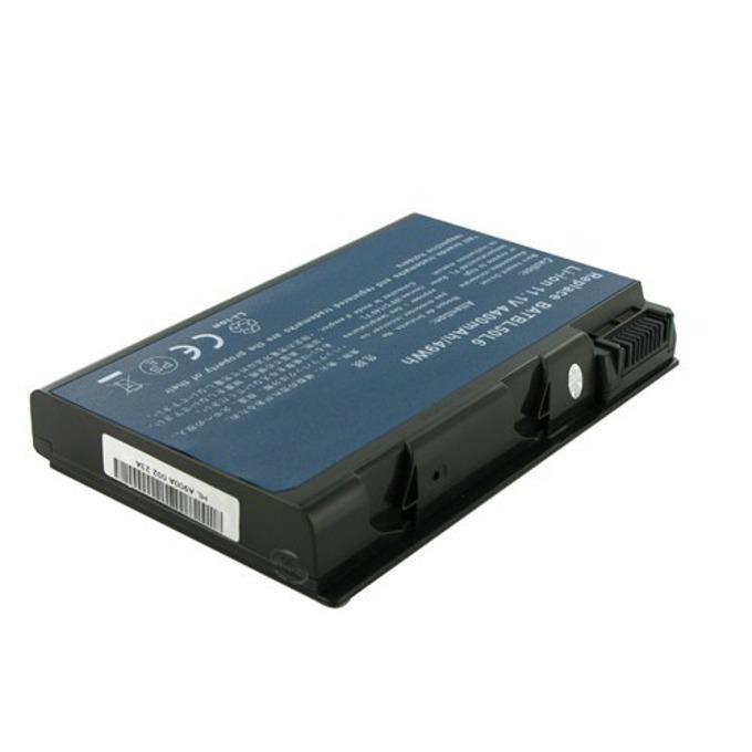 Батерия (заместител) за Acer Aspire/Travelmate series, 11.1V, 4400 mAh image