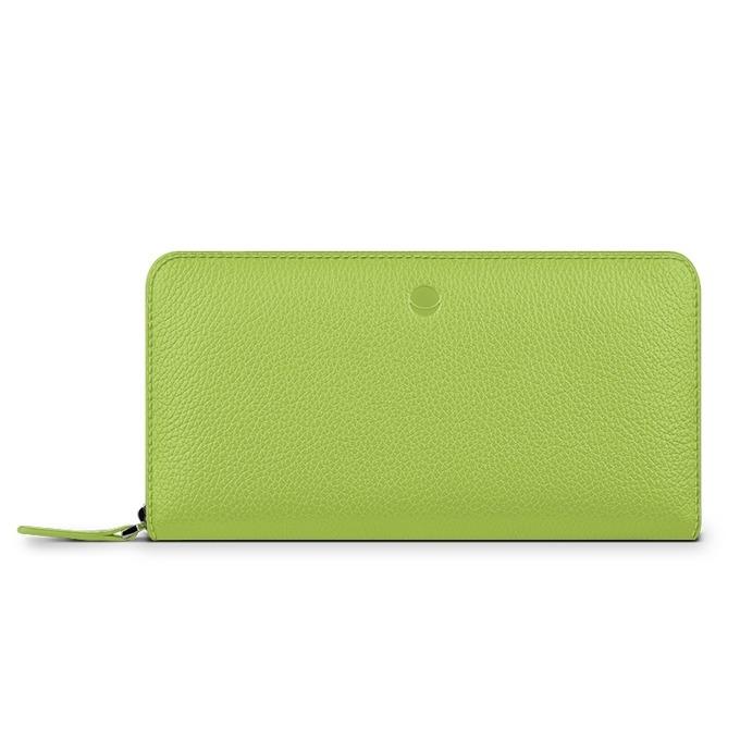 Калъф за Apple iPhone 7/8/6S/6, Flip Wallet, кожа, Beyza Frances Wallet, зелен image
