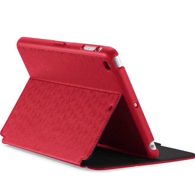 "Калъф тип ""бележник"" Speck StyleFolio за iPad mini, червен image"