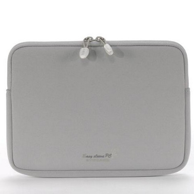 """Калъф за нетбук TUCANO BFEF10-G Folder Easy, 9-10""""(22.86-25.4cm), сив image"""