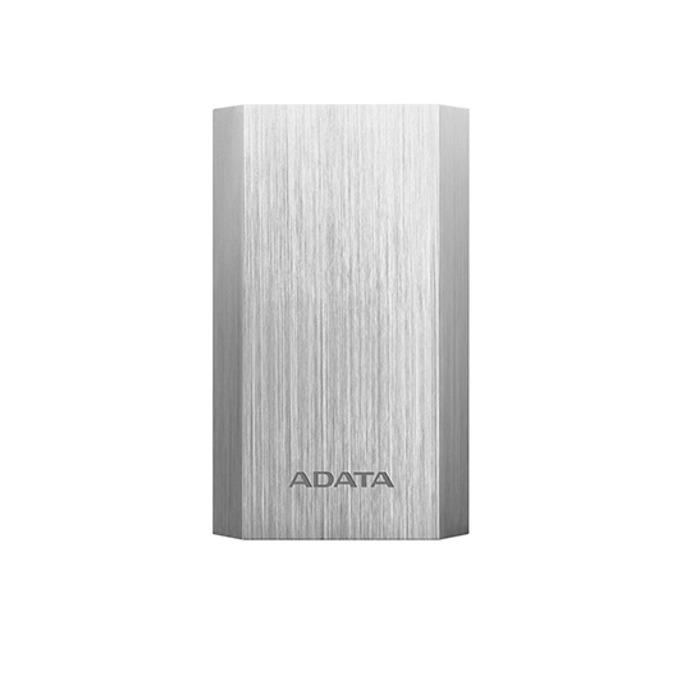 Външна батерия/power bank/ A-Data A10050, 10050mAh, сребриста image