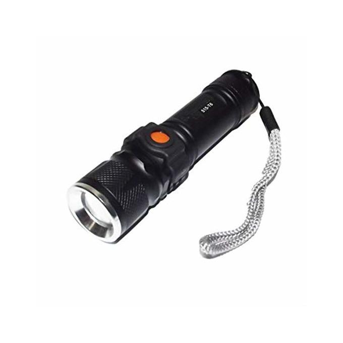 Фенер Cree BL-515, Li-ion 18650/USB, 1050 lumens, ръчен, черен image