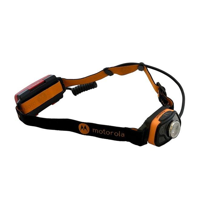 Челник Motorola MHC250, 3х AAA батерии, 250 lumens, водоустойчив, черен image