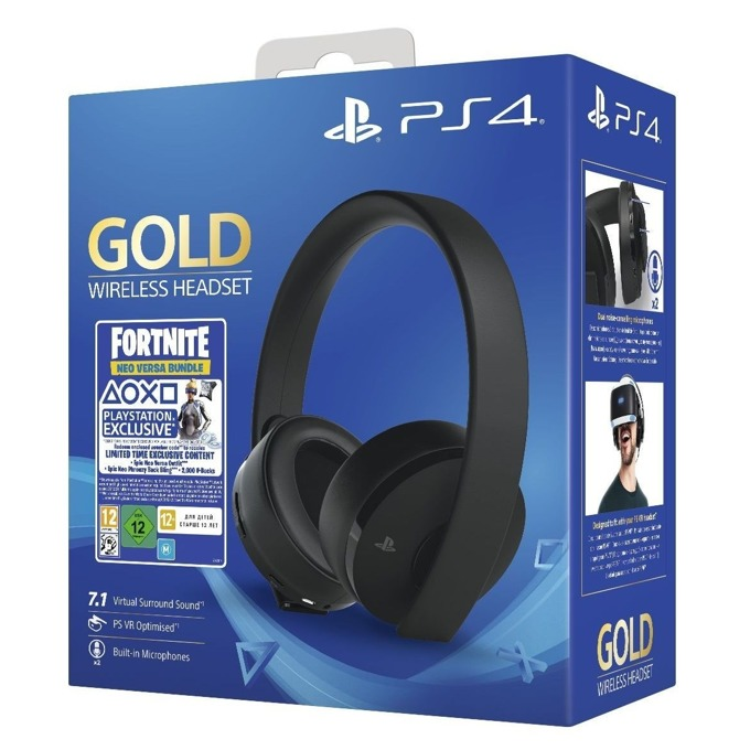 PlayStation Wireless Stereo 2.0 Fortnite NeoBundle product